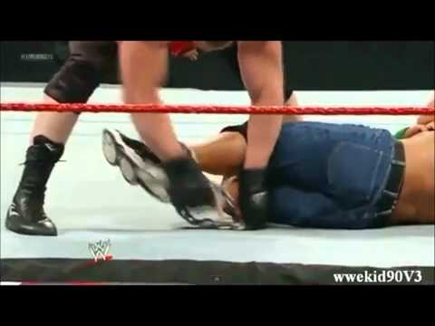 John Cena Vs Brock Lesnar - Extreme Rules 2012 - Highlights HD Travel Video