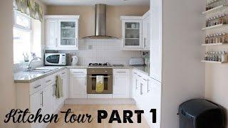 Kitchen Tour PART 1 | A Thousand Words