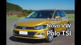 Video Novo VW Polo TSI 2018: avaliação de lançamento com motor turbo   Best Cars download MP3, 3GP, MP4, WEBM, AVI, FLV April 2018