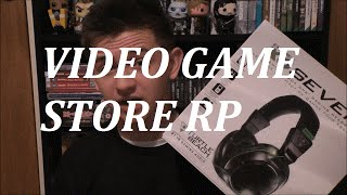 ASMR Video Game Store Roleplay - Week of Roleplays