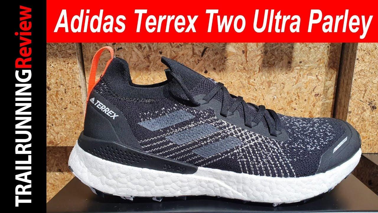 Las zapatillas de running trail Adidas Terrex Boost