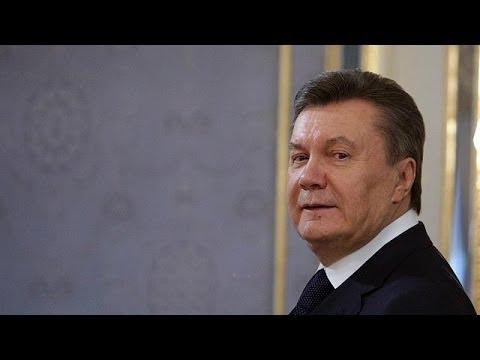 Ukraine : conférence de presse très attendue de Ianoukovitch