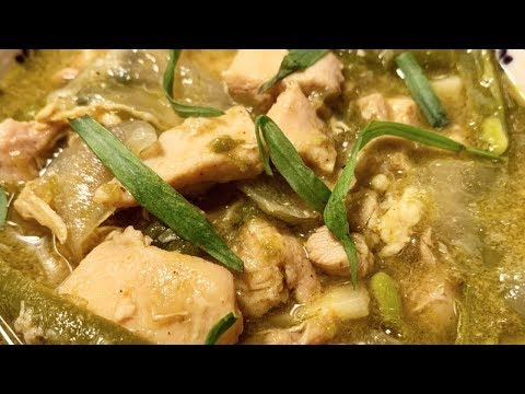 Instant Pot Thai Green Curry