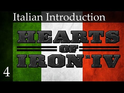 Hearts of Iron 4 - Italy Part 4 (Navy and Division Design)
