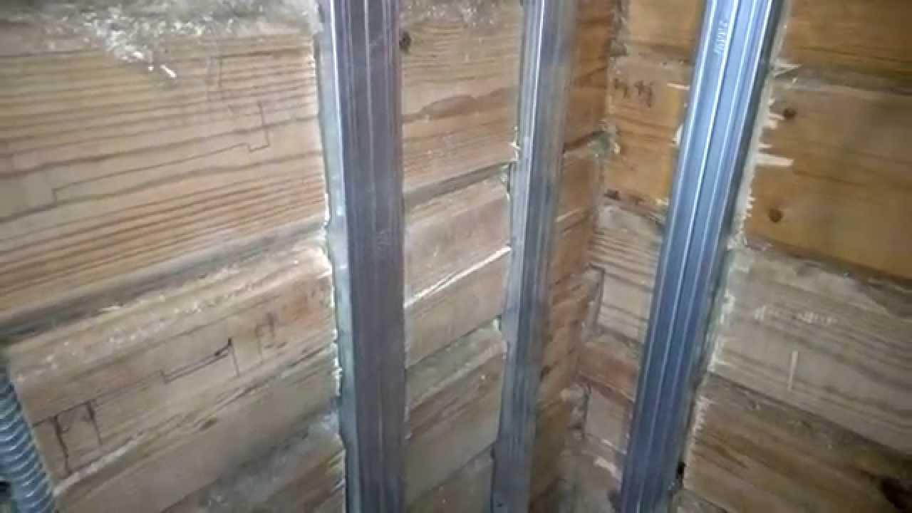 Как сделать стены из гипсокартона в деревянном 24
