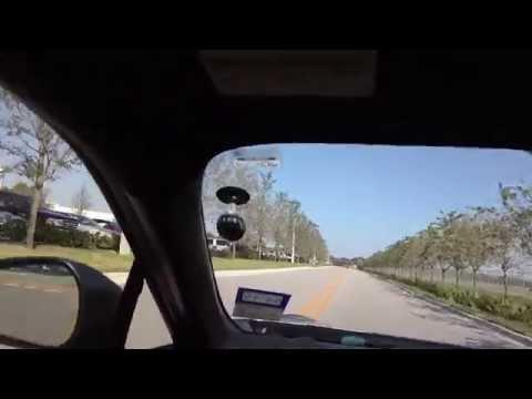 HD Driving Tour Embry-Riddle Aeronautical University Daytona Beach Pivothead Sunglasses