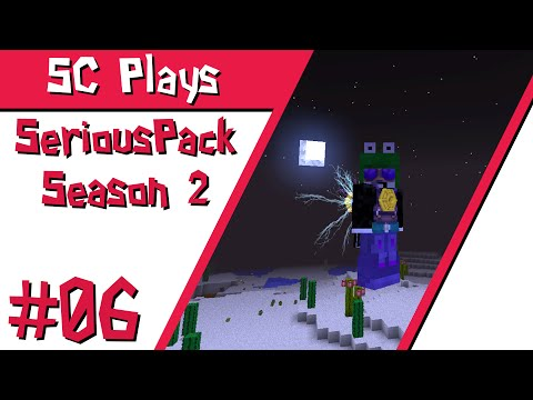 "FTB SeriousPack S2 - E06 ""Fly Me To The Moon"""
