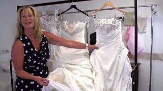 How to Avoid a Wedding Dress Disaster
