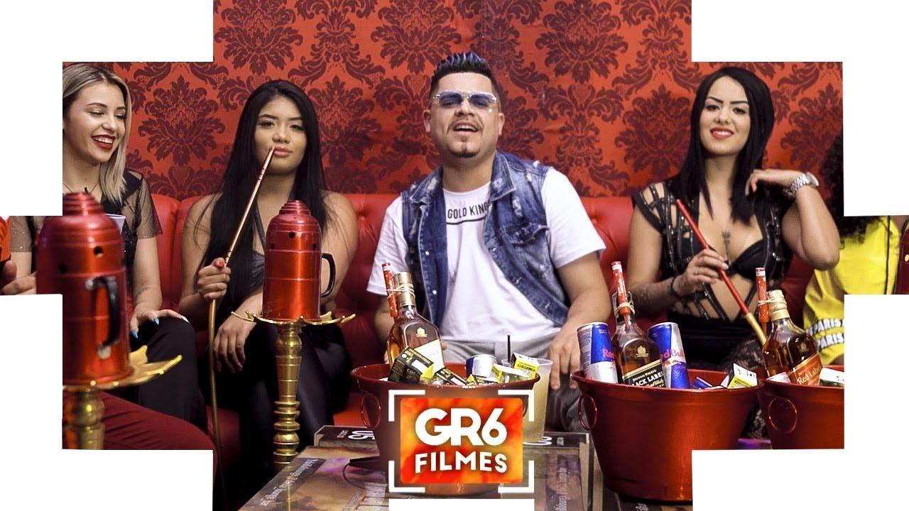Evolusamba - Mina Tarada (GR6 Filmes) THG e DJ WF