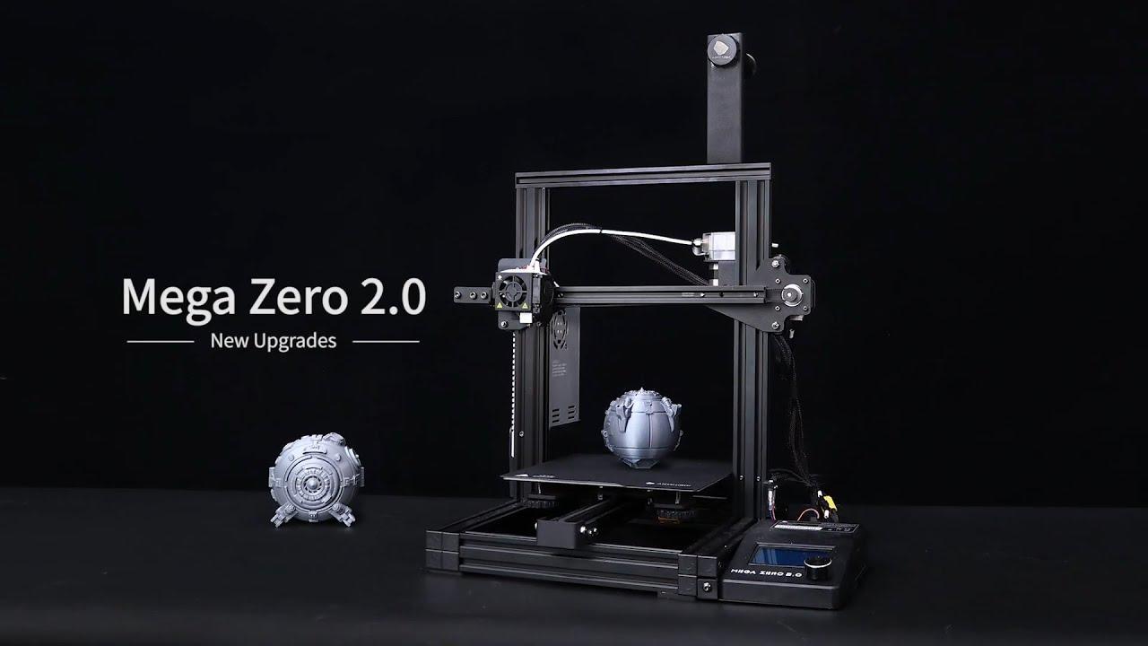 video Anycubic Mega Zero 2.0