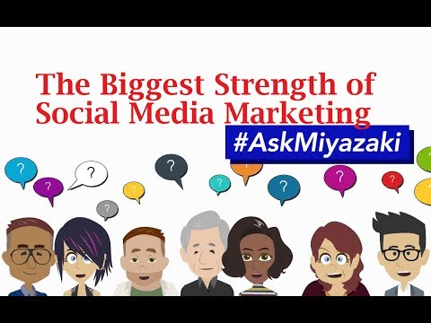 #AskMiyazaki 004 Social, Salespeople, & Self-Publishing (Marketing Yourself)