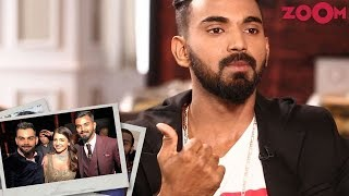 K L Rahul On How Virat-Anushka Helped Him Overcome His Mental State | Open House With Renil