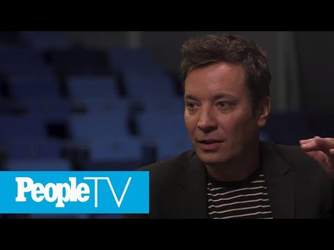 Jimmy Fallon Shares Behind-The-Scenes Stories Of 'SNL' Sketches | PeopleTV | Entertainment Weekly