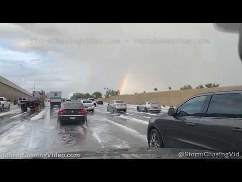 Phoenix, AZ Hail Storm - 11/21/2019