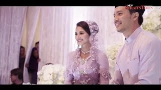 Fattah Amin and Fazura share videos of their Nov 13 engagement ceremony