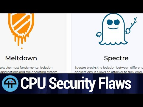 CPU Security Flaws: Meltdown and Spectre