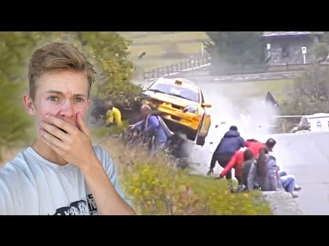 REACTING TO NEAR DEATH EXPERIENCES! (WTF)