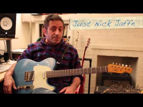 The Guitar Note: Nick Jaffe on Guitar Life-- Essay 1