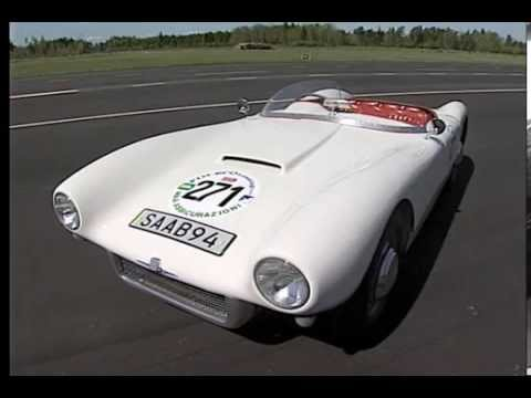 Saab Sonett 1956 Youtube