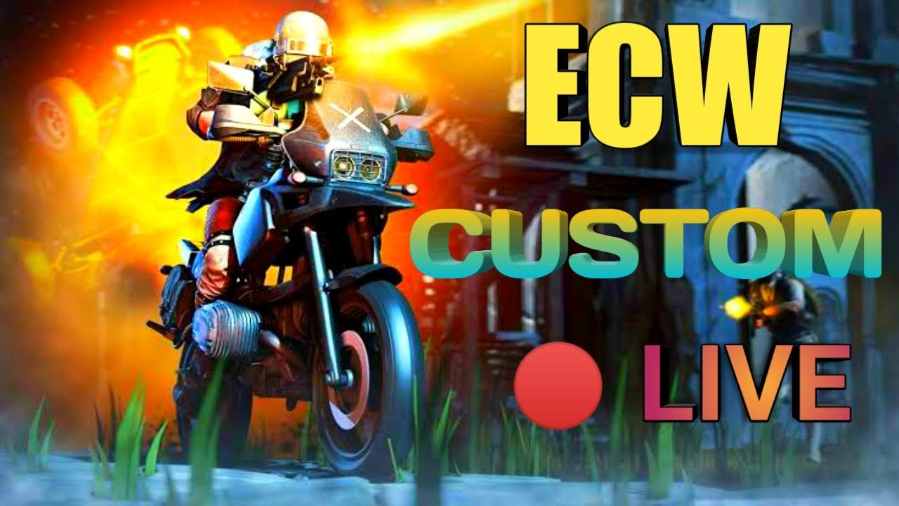 #ECW CUSTOM ROOM l suplex gaming l back to back custom