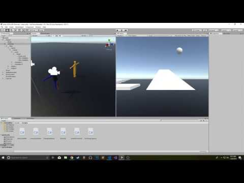 Active Ragdolls/Physics Controlled Characters (Unity