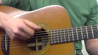 Atlas Hands - Benjamin Francis Leftwich (Guitar Lesson)