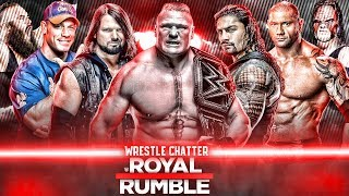 WWE Royal Rumble 2018 Highlights Final Updates  Returns  Winner Of Royal Rumble 2018