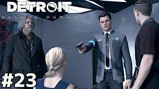 君は何者だ?【Detroit: Become Human】#23 thumbnail