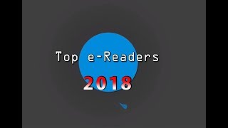 The best e-Readers of 2018