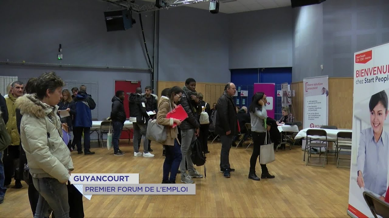 Yvelines | Guyancourt organise son premier forum de l'emploi