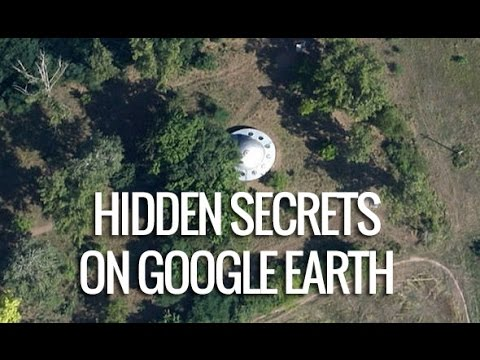 Google Earth Secrets And Hidden Images - Hidden Google Maps Secret That Will Surprise You
