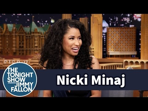 Thumbnail: Nicki Minaj Compares Yearbook Photos with Jimmy