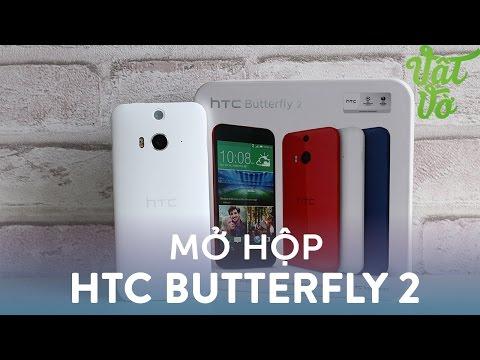Vật Vờ| HTC Butterfly 2 giá chỉ còn 5tr: chống nước, Snapdragon 801, chính hãng