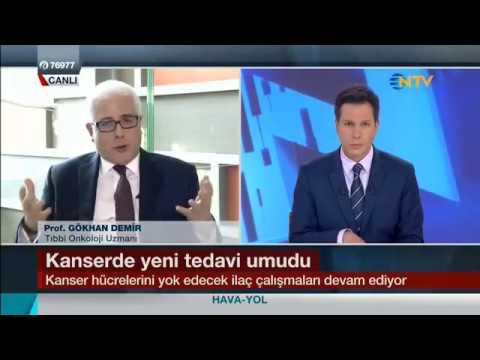 Kanser Yeni Tedavi Yöntemleri -Prof.Dr.Gökhan Demir