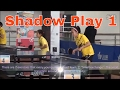 Shadow Practice Table Tennis (Part 1)