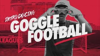 GOGGLE FOOTBALL | SIDEMEN VS F2 FREESTYLERS