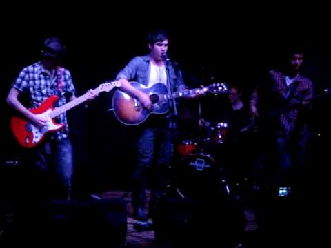 Adam Burridge plays Cold live at The Elgin.MPG