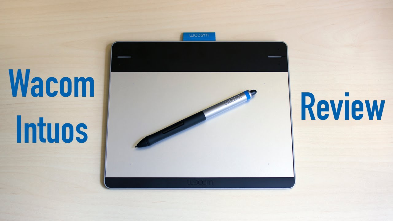 Driver for Wacom Intuos Pen and Touch 2013 Tablet