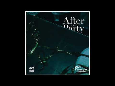RIVER RHYME : AFTER THE PARTY