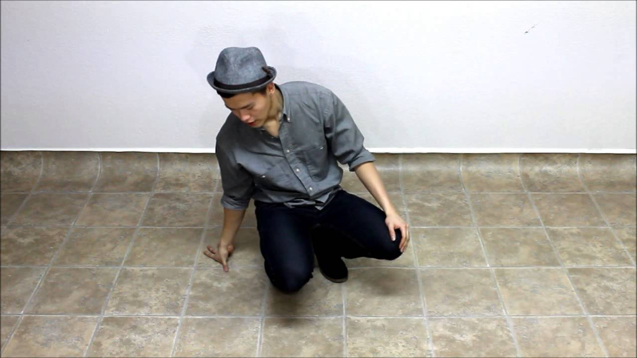 What's an easy but impressive breakdancing trick a person ...