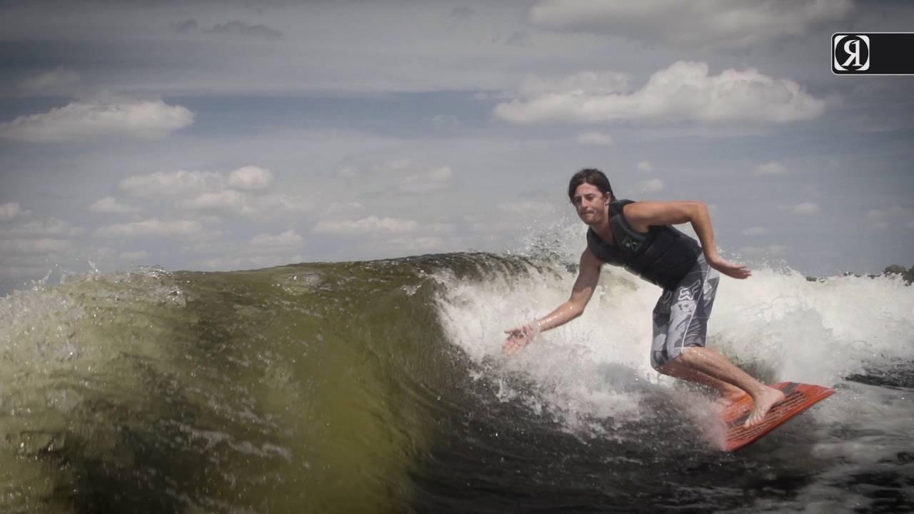 Ronix Modello Stub Fish Wakesurfer