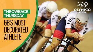 Chris Hoy Becomes Team GB's Most Successful Olympic Athlete | Throwback Thursday