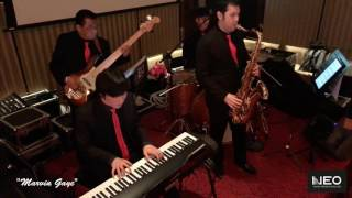 "Neo Music Production - ""Marvin Gaye"" Hong Kong Jazz Band Wedding Band at Intercontinental"
