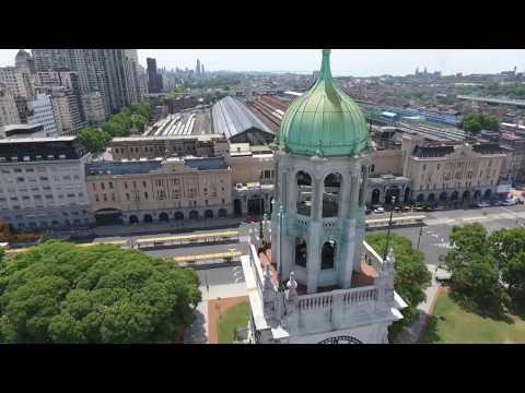Buenos Aires - 4K Drone DJI  Phantom 4 - Argentina