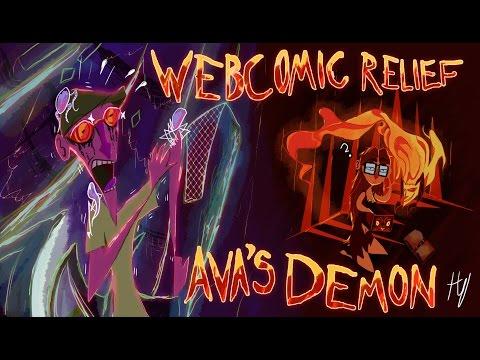 The Webcomic Relief - S4E2: Ava's Demon