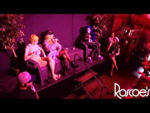 Laila McQueen, Cynthia Lee Fontaine, and Katya LIVE @ Roscoe's RuPaul's Drag Race Viewing Party!
