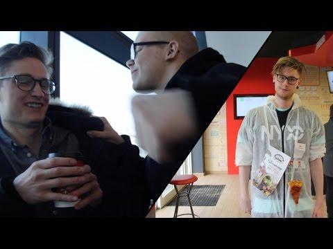 Herra Hnetusmjör lemur Stefán & goisportrond reddar SPONSUM!   vlog_04
