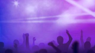 Dance Party Crowd HD worship loop