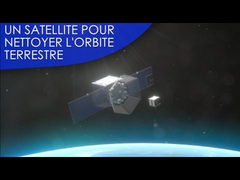 Clean Space One : un satellite suisse pour nettoyer l'orbite terrestre