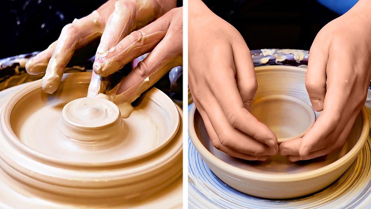 Fantastic Clay Pottery Hacks And Tricks
